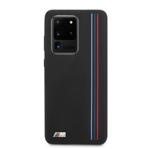 BMW BMW Samsung Galaxy S20 Ultra Black Back cover case - BMHCS69SIVTBK
