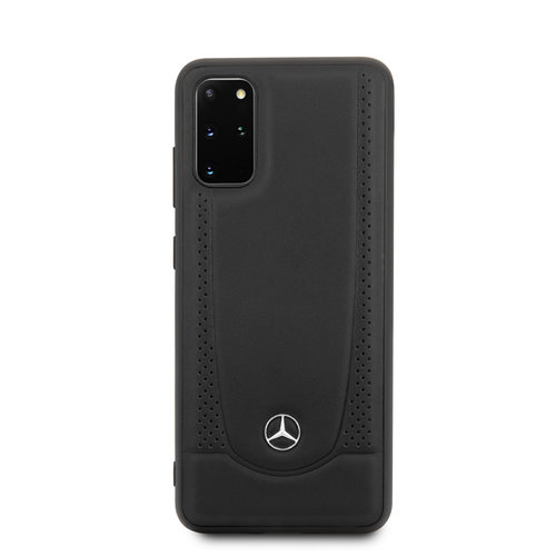 Mercedes-Benz Mercedes-Benz Samsung Galaxy S20 Plus Black Back cover case - MEHCS67ARMBK