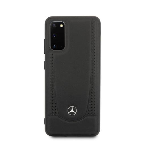 Mercedes-Benz Mercedes-Benz Samsung Galaxy S20 Black Back cover case - MEHCS62ARMBK