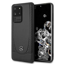 Samsung Galaxy S20 Ultra Zwart Backcover hoesje - MEHCS69ARMBK