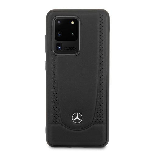Mercedes-Benz Mercedes-Benz Samsung Galaxy S20 Ultra Black Back cover case - MEHCS69ARMBK