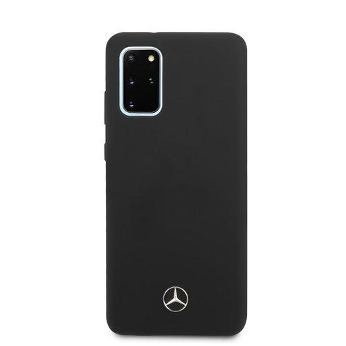 Mercedes-Benz Mercedes-Benz Galaxy S20 Plus Noir Back cover coque - MEHCS67SILSB