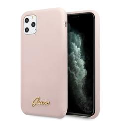 Apple iPhone 11 Pro Roze Backcover hoesje - GUHCN58LSLMGLP