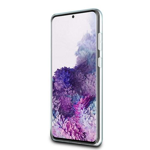 Guess Guess Samsung Galaxy S20 Plus Gold Back cover case - GUHCS67PCUGLPGG