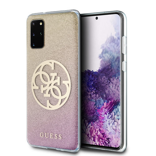 Guess Guess Galaxy S20 Plus Or Back cover coque - GUHCS67PCUGLPGG