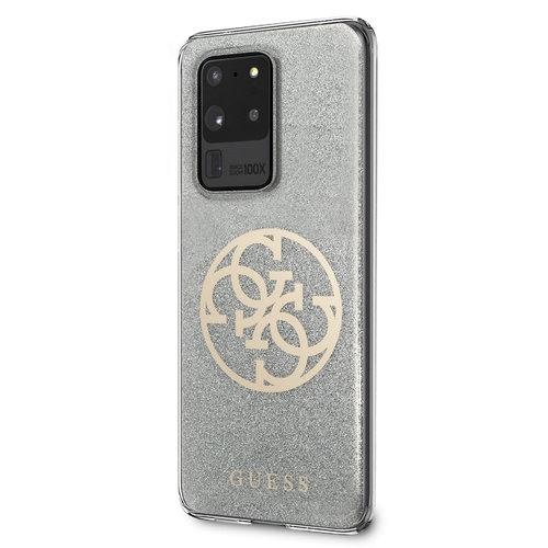 Guess Guess Samsung Galaxy S20 Ultra Grey Back cover case - GUHCS69PCUGLLG