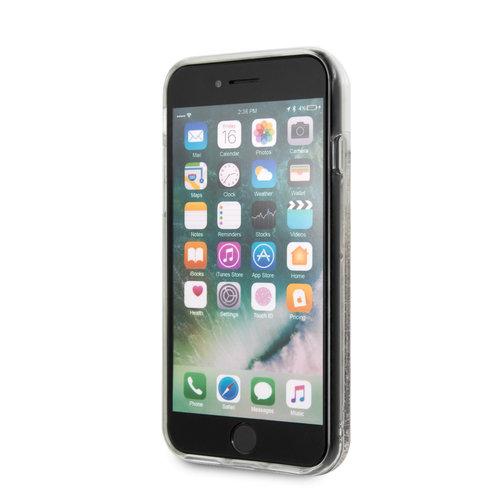 Karl Lagerfeld Karl Lagerfeld Apple iPhone 7-8; iPhone SE2 Print Back cover case - KLHCI8LCGLGO