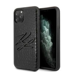 Karl Lagerfeld iPhone 11 Pro Noir Back cover coque - KLHCN58CRKBK