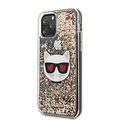 Karl Lagerfeld Karl Lagerfeld iPhone 11 Pro Max Or Back cover coque - KLHCN65LCGLGO