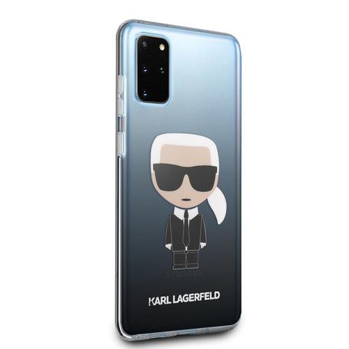 Karl Lagerfeld Karl Lagerfeld Galaxy S20 Plus Noir Back cover coque - KLHCS67TRDFKBK
