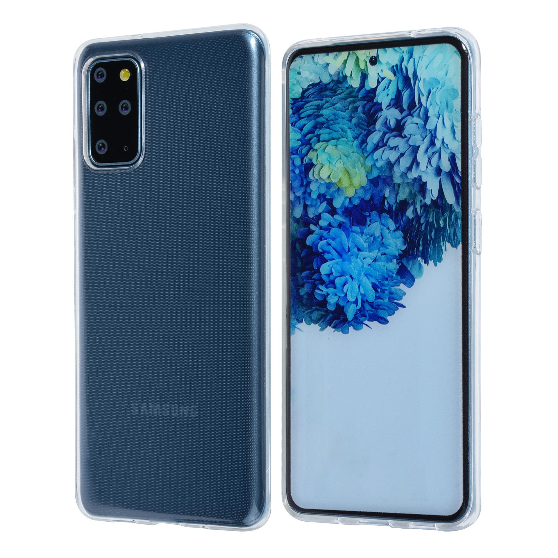 Samsung Galaxy S20 Plus Transparent Back-Cover hul - Sanfte Berührung