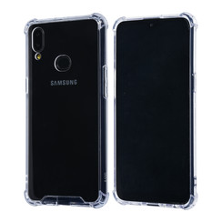 Samsung Galaxy A10s Transparent Back cover coque - Anti choc