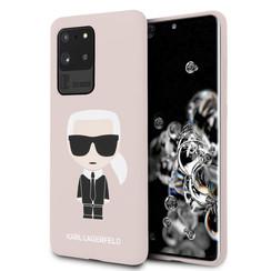 Karl Lagerfeld Samsung Galaxy S20 Ultra Rosa Back-Cover hul - Ganzkörper-Iconic