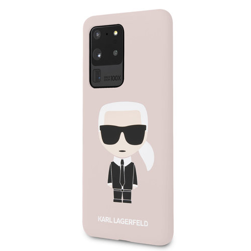 Karl Lagerfeld Karl Lagerfeld Samsung Galaxy S20 Ultra Rose Back cover coque - Full Body Iconic