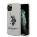 US Polo US Polo Apple iPhone 11 Pro Impression Back cover coque - Grand cheval
