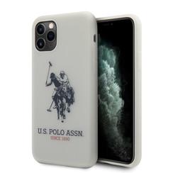 US Polo Apple iPhone 11 Pro Afdrukken Backcover hoesje - Groot paard