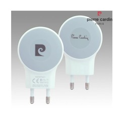 Pierre Cardin Micro USB thuislader - wit