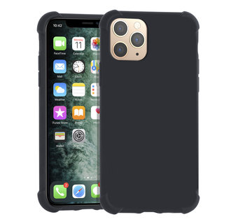 Apple iPhone 11 Black Back cover case - Silicone