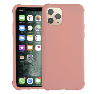 Apple iPhone 11 Pink Back cover case - Silicone