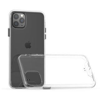 Apple iPhone 11 Transparent Back cover case - Silicone
