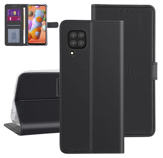Huawei Huawei P40 Lite Black Book type case - Card holder