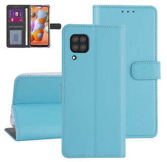 Huawei Huawei P40 Lite L blue Book type case - Card holder