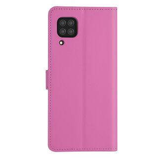 Huawei Huawei P40 Lite Hot pink Book type case - Card holder