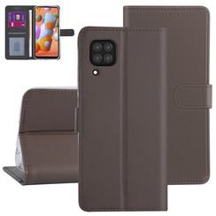 Huawei Huawei P40 Lite Brown Book type case - Card holder