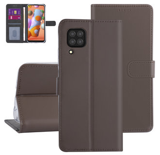 Huawei Huawei P40 Lite Brown Book type case - Card holder