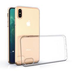 Uniq accessory Apple iPhone X-Xs Transparent Back cover case - Silicone
