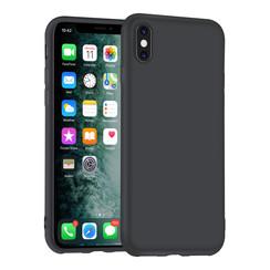 Uniq accessory Apple iPhone X-Xs Black Back cover case - Silicone