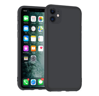 Uniq accessory Apple iPhone 11 Black Back cover case - Silicone