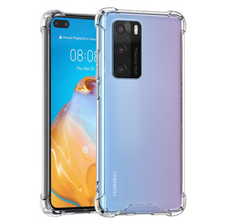 Uniq accessory Huawei Huawei P40 Transparent Back cover case - Silicone