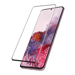 Galaxy S20 Plus Transparant Screenprotector - Gehard glas