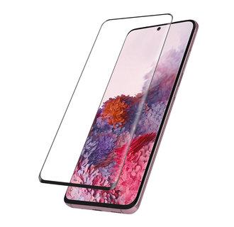 Samsung Galaxy S20 Plus Transparent Smartphone screenprotector - Tempered glass