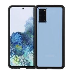 Uniq accessory Samsung Galaxy S20 Plus Black Back cover case - Glass and metal