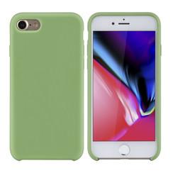 Uniq accessory Apple iPhone 7-8 Light Green Back cover case - Silicone