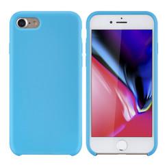 Uniq accessory Apple iPhone 7-8 Light Blue Back cover case - Silicone