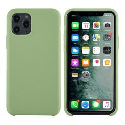 Uniq accessory Apple iPhone 11 Pro Light Green Back cover case - Silicone