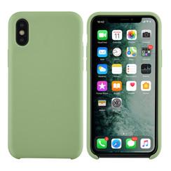 Uniq accessory Apple iPhone X-Xs Light Green Back cover case - Silicone