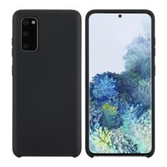 Uniq accessory Samsung Galaxy S20 Black Back cover case - Silicone