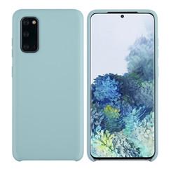 Uniq accessory Samsung Galaxy S20 Light Blue Back cover case - Silicone