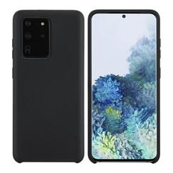 Uniq accessory Samsung Galaxy S20 Ultra Black Back cover case - Silicone