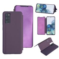 Uniq accessory Samsung Galaxy S20 Plus Purple Book type case - Hard plastic