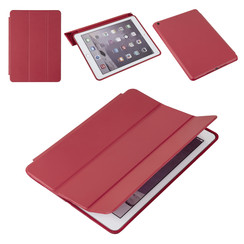 Apple iPad 9.7 inch (2017) Red Book Case Tablet - PU Leather