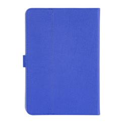 Universal 10 inch Diepblauw Book Case Tablethoes - PU-leer