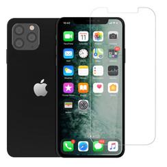 Apple iPhone 12-12 Pro Transparant Screenprotector - Gehard glas