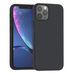 Apple iPhone 12 Mini Black Back cover case - TPU