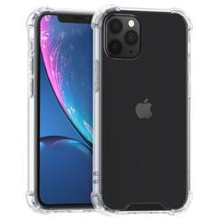 Apple iPhone 12-12 Pro Transparant Backcover hoesje - TPU