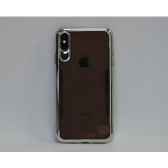 Apple iPhone X-Xs TPU Back cover case - Grey